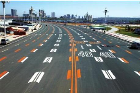 万博manbetx官方登陆道路标线如何根据颜色划分?